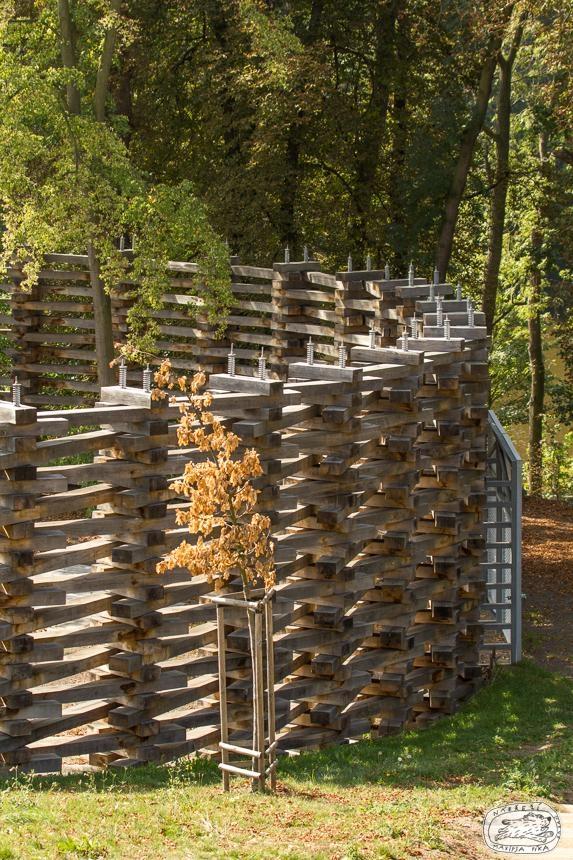 Lesní scéna AmFík